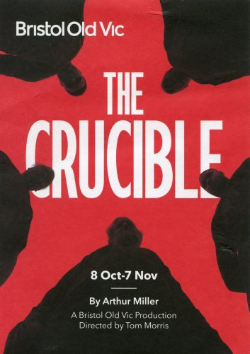 Bristol Old Vic - The Crucible