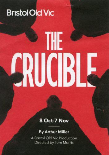 Bristol Old Vic - The Crucible