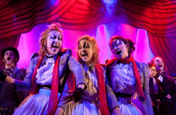 THE VAUDEVILLIANS Charing Cross Theatre, London